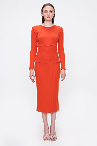 Tasarım Triko Elbise